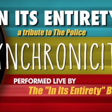 Police – Synchronicity