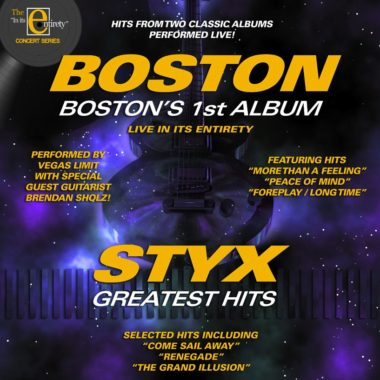 Albumpalooza: Tribute to Boston and Styx